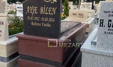 Bursa mezar taşı